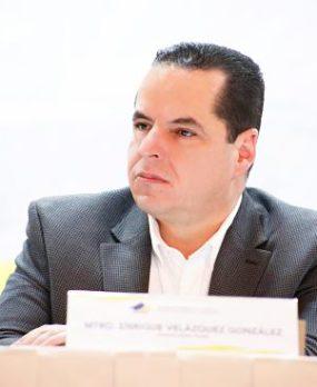 Mtro. Edgar Enrique Velázquez González